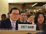 越南不断努力确保所有人均能充分享受人权
