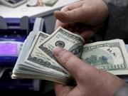 越南外汇储备总额和速度一律上升