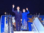 《美国外交官亚太时事杂志》: 越南与印度关系在各个领域迅速发展