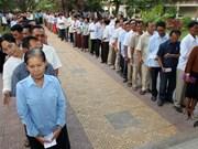 柬埔寨第四届参议院选举结果正式公布 人民党赢得全部议席