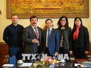 越南学生有机会去俄罗斯莫斯科罗蒙诺索夫国立大学留学