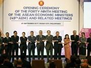 新加坡:地区各国下决心今年底完成RCEP谈判