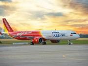 三八国际妇女节越捷推出国内外航线150万张特价机票