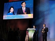 越南卫生部荣获2018年全球控烟奖
