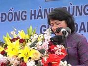 三八国际妇女节:努力为边境海岛地区妇女创造更美好的生活