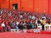 三八妇女节庆祝活动在柬埔寨纷纷举行