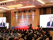 政府总理阮春福出席乂安省投资者见面会