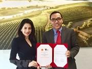 越南与澳大利亚维多利亚州携手促进企业合作对接