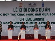 越南与韩国为处理战后遗留炸弹地雷后果加强合作