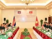 越南与柬埔寨加强宗教管理工作的合作力度
