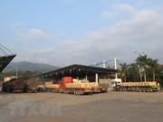 越南是老挝2017年第三大贸易伙伴
