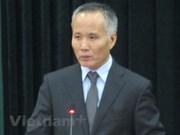 越南工贸部副部长陈国庆:越南支持促进贸易便利化的所有机制