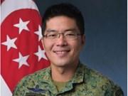陆军总长王赐吉少将被任命为新加坡国武装部队三军总长