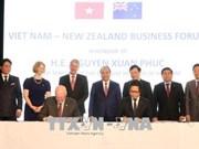 阮春福出席越南—新西兰企业论坛