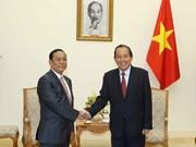 努力推动越南与缅甸合作走向深入