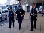 悉尼为东盟-澳大利亚峰会加强安保措施