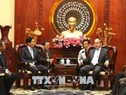 胡志明市计划与金边开展许多合作项目