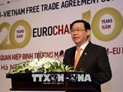 政府副总理王廷惠:越南努力营造一个开放、透明的营商环境