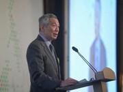新加坡总理李显龙: 新加坡与澳大利亚在东海问题上立场相同