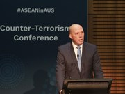 东盟 - 澳大利亚特别峰会:打击利用高科技策划攻击行动的恐怖分子