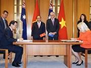 澳大利亚将越南视为职业教育领域的重要伙伴