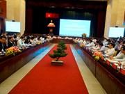 胡志明市企业为城市快速可持续发展建言献策
