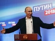 越共中央总书记阮富仲致电祝贺普京再次当选俄罗斯总统