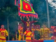 翁门祠庙会被公认为国家级特殊历史遗迹
