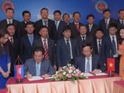 越南与柬埔寨海关加强合作