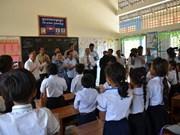 柬埔寨高度评价越南橡胶公司为磅同省经济社会发展做出的贡献