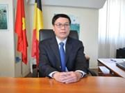 越南与比利时建交45周年:将两国关系推上新高度