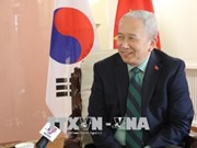越南驻韩国大使阮武秀:越韩两国关系的未来将更加明朗