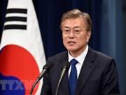 韩国总统文在寅希望将韩越战略合作伙伴关系提升到新台阶