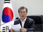 韩国总统文在寅访问越南助推两国战略伙伴关系积极发展