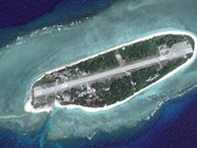 越南坚决反对中国台湾在巴平岛上进行实弹演习