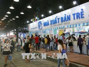 胡志明市图书节——弘扬大众阅读文化