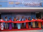 欧洲画家美术展亮相岘港市 加深岘港市与国际朋友的团结友谊