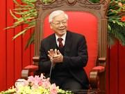 越共中央总书记阮富仲访问古巴标志着两国关系迈进重大一步
