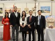 在安卡拉旅游展览会推广越南旅游文化和美食
