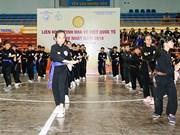越南国际传统武术节是向世界推介传统武术的良好机会