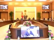 越南国会副主席汪周刘会见美国—东盟商务理事会企业代表团