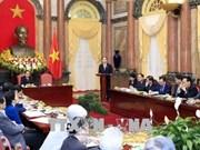 国家主席陈大光:充分发挥全民大团结力量