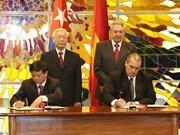 越通社与古巴伙伴加强合作关系