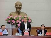 张和平副总理:应用智能技术来实现交通规划协调