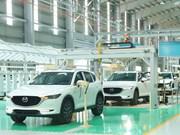 年产5万辆的越南长海汽车生产厂投入运行