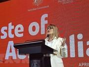 2018年澳大利亚风味活动增进越澳两国人民的了解