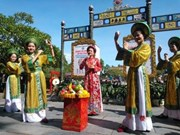 全国朝文曲演唱会将在顺化市举行