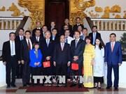政府总理阮春福:越南将为新加坡企业的投资经营活动提供便利