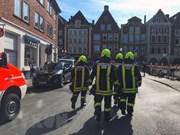德国发生汽车冲撞人群事件  死伤者中无越南人