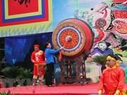 国会主席阮氏金银出席赵氏贞民族英雄忌日1770周年纪念典礼